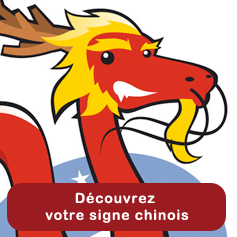 Découvrez votre signe chinois